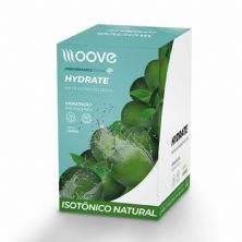 Hydrate - 12 Envelopes 20g - Limão - Moove Nutrition