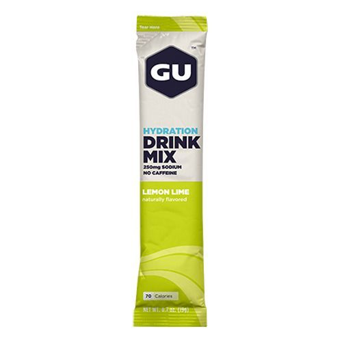 Hydration Drink Mix - Lemon 1 sachês 19g - GU