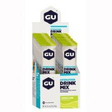 Hydration Drink Mix - Lemon 24 sachês 19g - GU