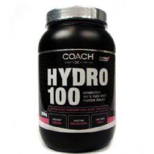 Hydro 100 Whey - 900g Morango - Coach