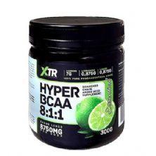 Hyper BCAA 8:1:1 8750MG - 300g Limão - XTR