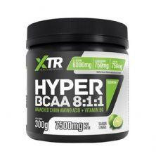 Hyper BCAA 8:1:1 7500MG - 300g Limão - XTR