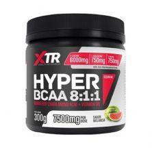 Hyper BCAA 8:1:1 7500MG - 300g Melancia - XTR