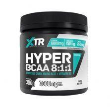 Hyper BCAA 8:1:1 7500MG - 300g Natural - XTR