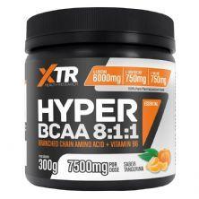Hyper BCAA 8:1:1 7500MG - 300g Tangerina - XTR