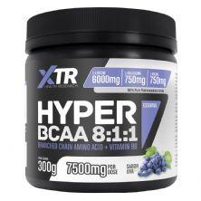Hyper BCAA 8:1:1 7500MG - 300g Uva - XTR