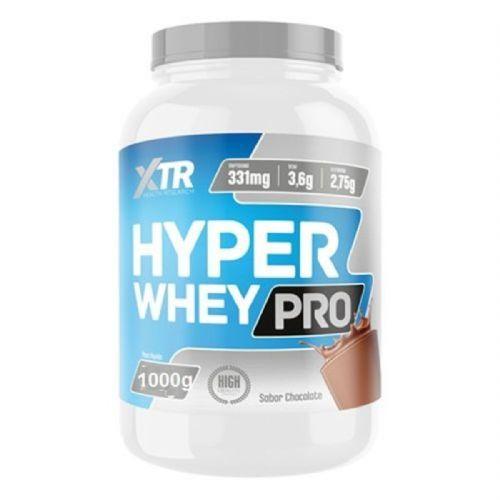 Hyper Whey Pro - 1000g Chocolate - XTR no Atacado