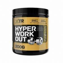 Hyper Work Out - 200g Red Fruits Flavor - XTR