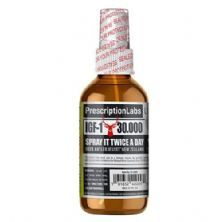 IGF-1 30000 Spray - 120ml - Prescription Labs*** SEM Data Venc.  30/08/2020 ***