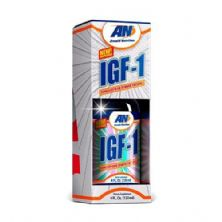 IGF-1 Spray Sublingual - 120ml - Arnold Nutrition*** sem caixa *** Data Venc. 30/07/2021