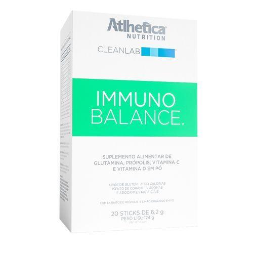 Immuno Balance - 20 Sticks de 6,2g - Atlhetica Nutrition no Atacado