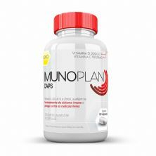 ImunoPlan Vegan - 60 Cápsulas  -Nutrends