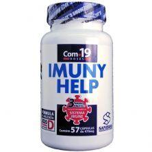 Imuny Help - 57 Cápsulas - Sanibras
