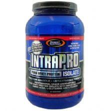 IntraPRO - Pure Whey Protein Isolate 907g Morango - Gaspari Nutrition