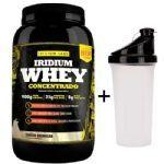 Iridium Whey - Baunilha 900g + Coqueteleira - Iridium Labs