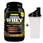 Iridium Whey - Chocolate 900g + Coqueteleira - Iridium Labs
