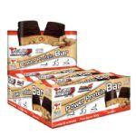 Iron Man Power Protein Bar - Cx Com 12 Unidades Amendoim - New Millen