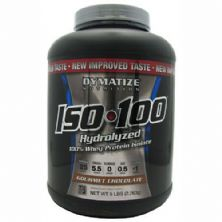 Iso 100 Whey Protein Isolado - 1360g Chocolate - Dymatize Nutrition