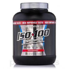 Iso 100 Whey Protein Isolado - 1360g Morango - Dymatize Nutrition
