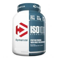 Iso 100 Whey Protein Isolado - 1400g Chocolate Coconut - Dymatize