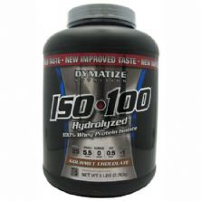 Iso 100 Whey Protein Isolado - 2270g Chocolate - Dymatize Nutrition