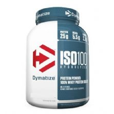 Iso 100 Whey Protein Isolado - 725g Fudge Brownie - Dymatize