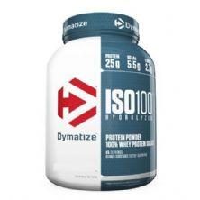 Iso 100 Whey Protein Isolado - 725g Fudge Brownie - Dymatize Nutrition