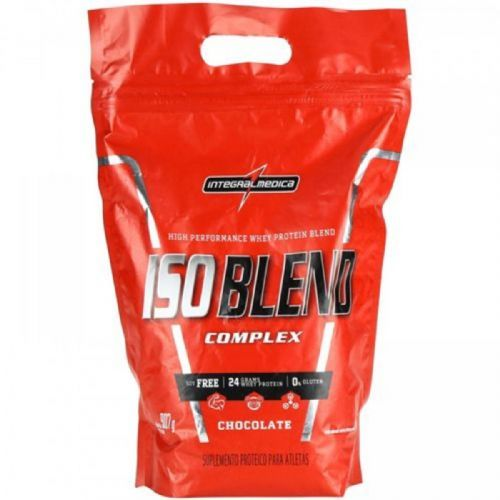 Iso Blend Complex - 907g Refil Chocolate - IntegralMédica no Atacado