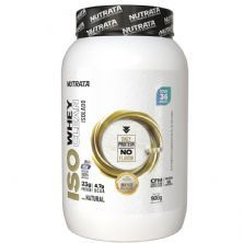 Iso Clean - 900g Natural - Nutrata
