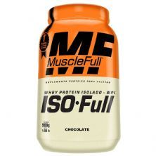 Iso Full Protein - 900g Chocolate - MuscleFull