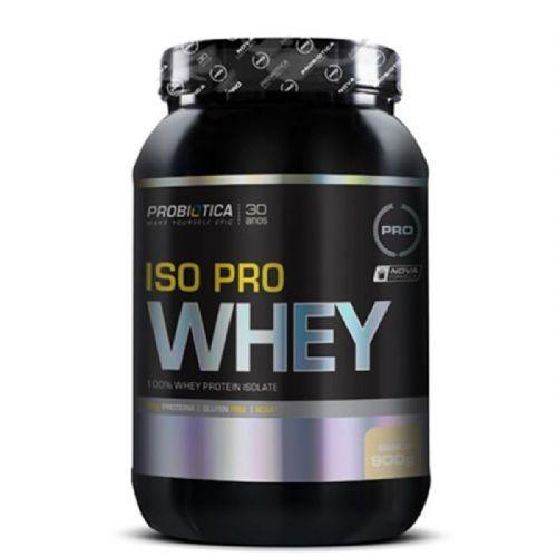 Iso Pro Whey - 900g Baunilha - Probiotica no Atacado