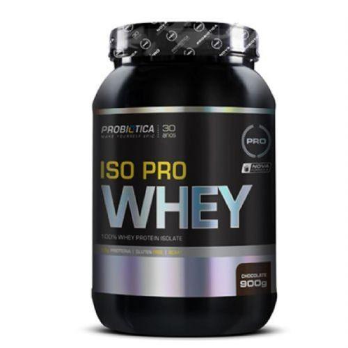 Iso Pro Whey - 900g Chocolate - Probiotica no Atacado