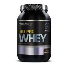 Iso Pro Whey - 900g Chocolate - Probiotica