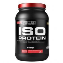 Iso Protein - 900g Morango - BodyBuilders