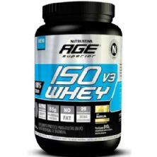 Iso Whey V3 - 910g Baunilha - Nutrilatina AGE