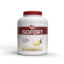 Isofort - 1800g Baunilha - Vitafor