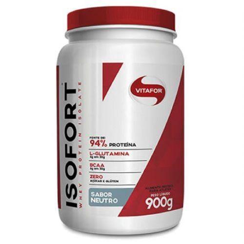 Isofort - 900g Neutro - Vitafor no Atacado