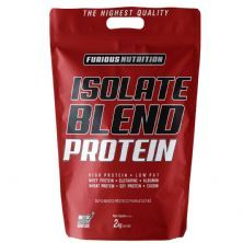 Isolate Blend Protein - Refil 2000g Chocolate - Furious Nutrition