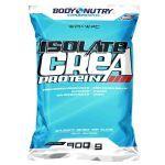 Isolate Crea Protein - 900g Refil Morango com Banana - Body Nutry no Atacado