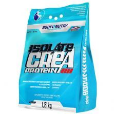 Isolate Crea Protein Refil - 1800g Morango com Banana - Body Nutry