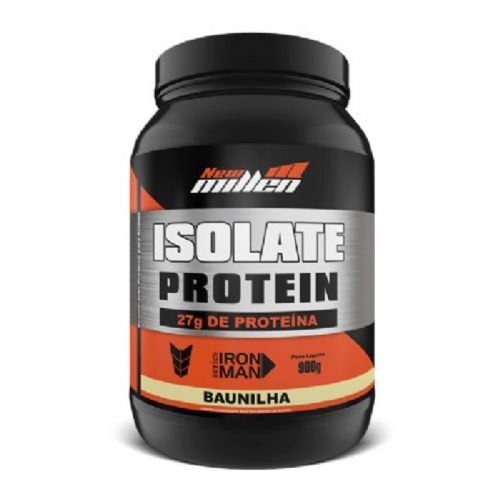 Isolate Protein - 900g Baunilha - New Millen no Atacado
