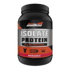 Isolate Protein - 900g Morango - New Millen