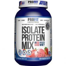 Isolate Protein Mix -  907g Morango - Profit
