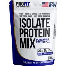 Isolate Protein Mix Refil - 900g Chocolate Ao Leite - ProFit