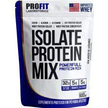 Isolate Protein Mix Refil - 900g Morango - ProFit