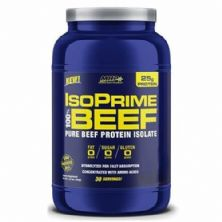 IsoPrime 100% Beef Protein Isolate - 819g Baunilha - MHP