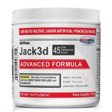Jack 3D - 135g Ponche de Frutas - USP Labs