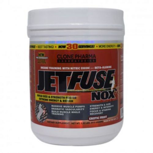 Jet Fuse Nox - 615g Exotic Fruit - Clone Pharma no Atacado