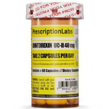 Jointdrexin UC-II 40mg - 60 Cápsulas - Prescription Labs