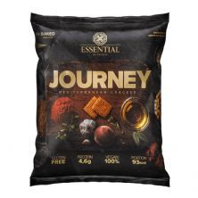 Journey Mediterranean Cracker - 25g Orégano e Azeite de Oliva - Essential Nutrition*** Data Venc. 20/08/2020